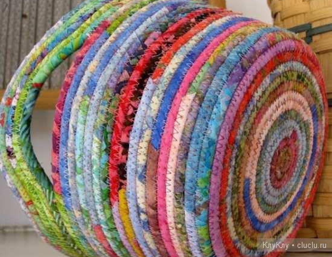 Изделия из лоскутков ткани своими руками фото